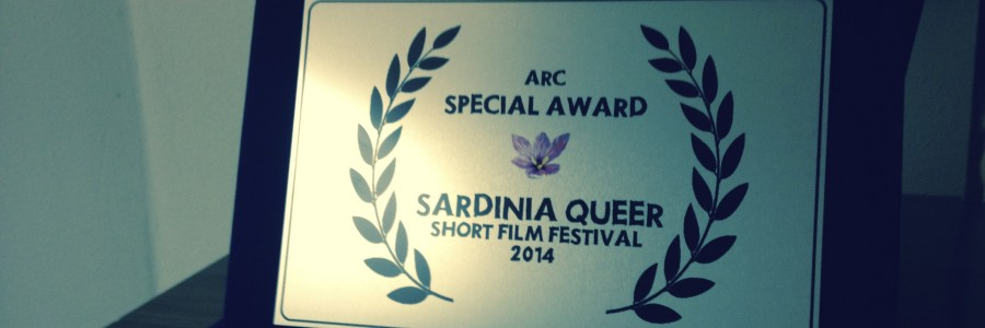 Premio Speciale Sardinia Queer Film Festival 2014